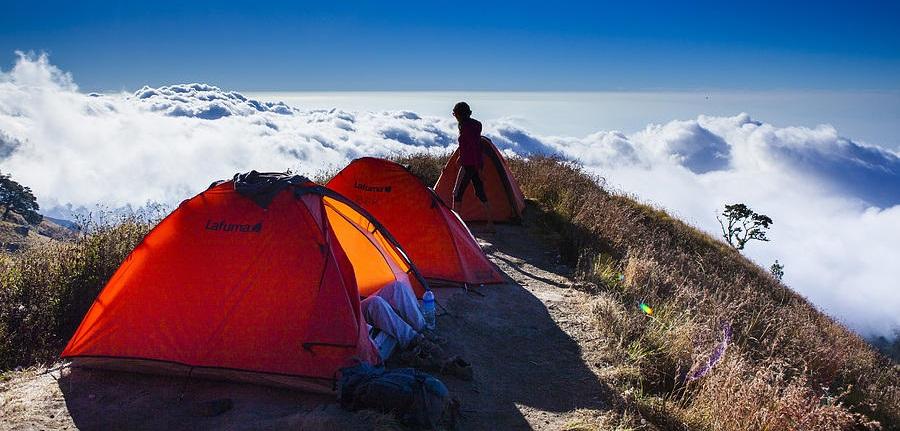 liste pour partir en camping