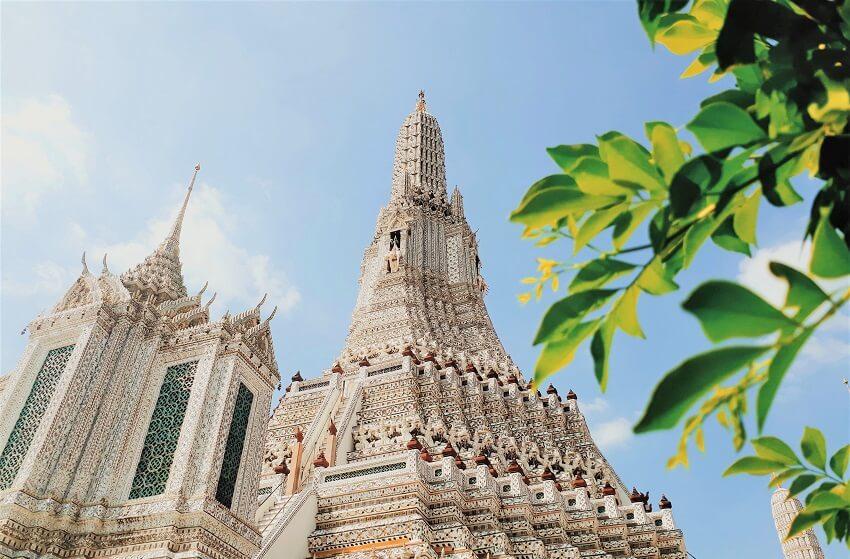check liste valise Bangkok
